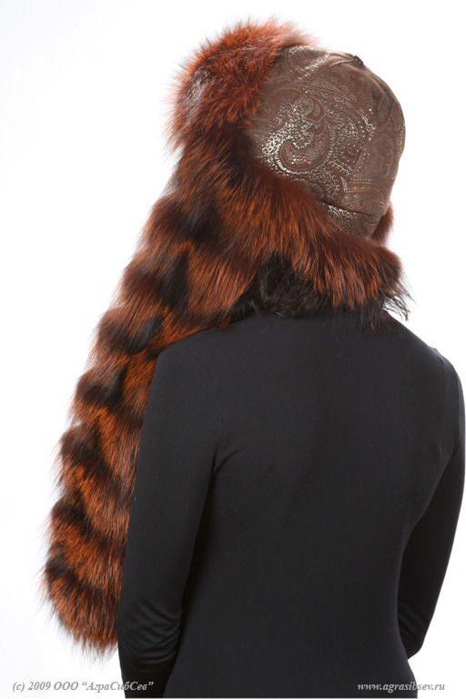 женские зимние шапки в украине